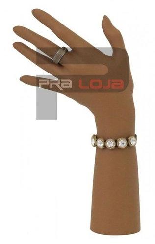 Expositor de anel e pulseiras em silicone
