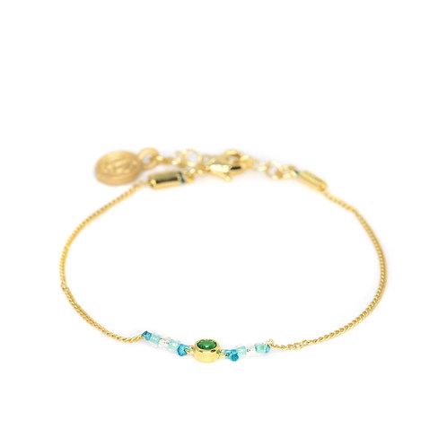 Golden Life Bracelet