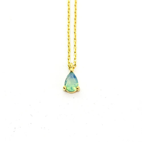 Gold Ocean Necklace