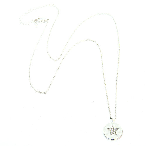 Essential Silver Star Pendant