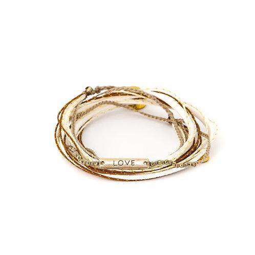 WrapMe  Love Life Bracelet