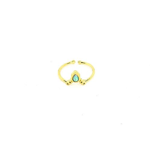 Gold Abundance Ring