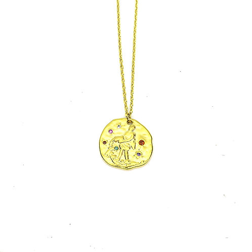 Gold Devotion Necklace