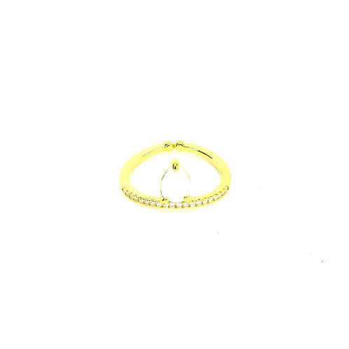 Gold Mystery Ring