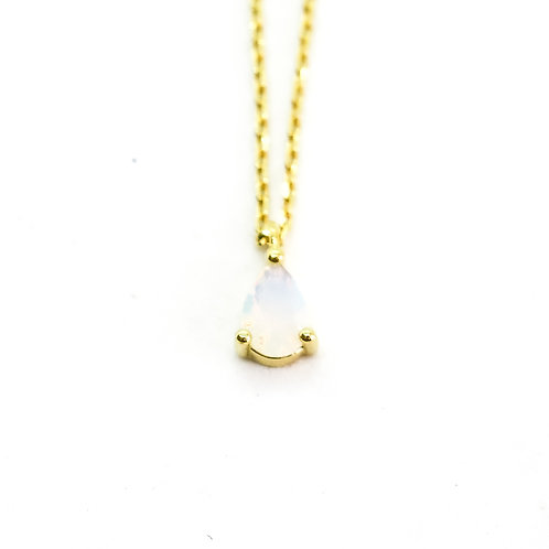 Gold Purity Necklace