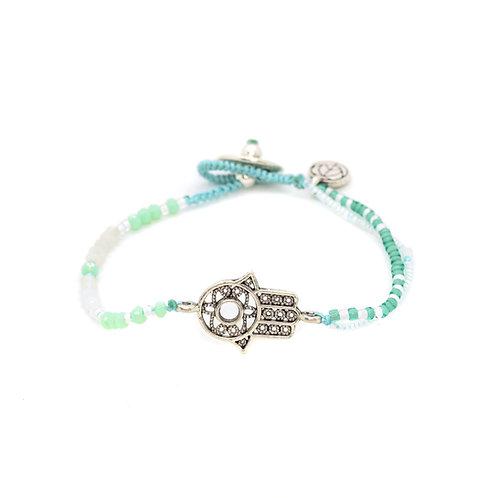 Crystal Lucky Bracelet