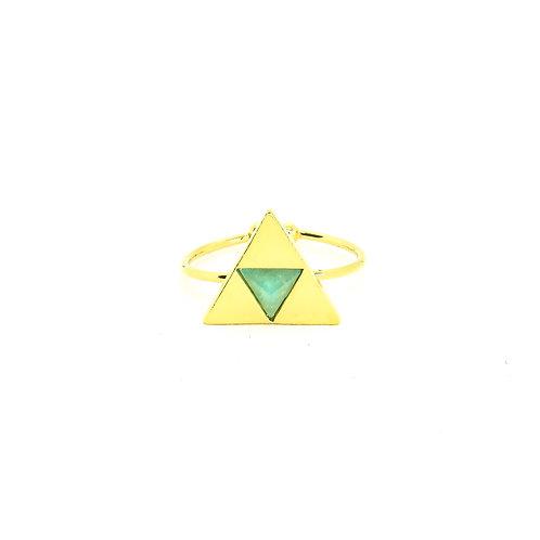 Gold Life Ring