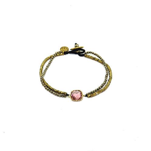 Boheme Rose Bracelet