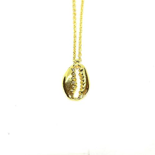 Gold Fertility Necklace