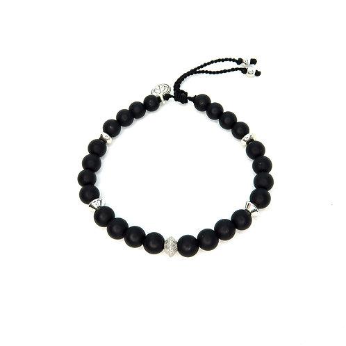 Onyx Power Bracelet