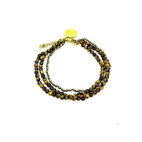 Boheme Tiger-eye Bracelet
