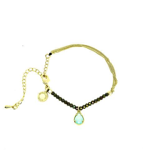 Stonelight Aqua Bracelet