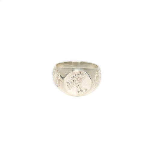 Ibiza Magic Silver Ring