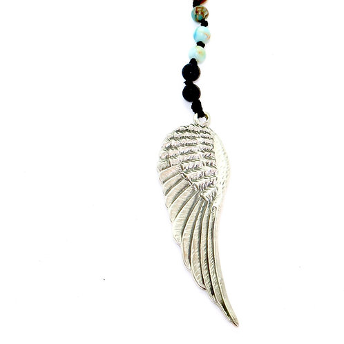 Feather Wing Pendant