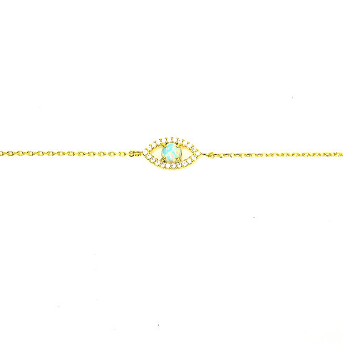 Gold Protection Bracelet