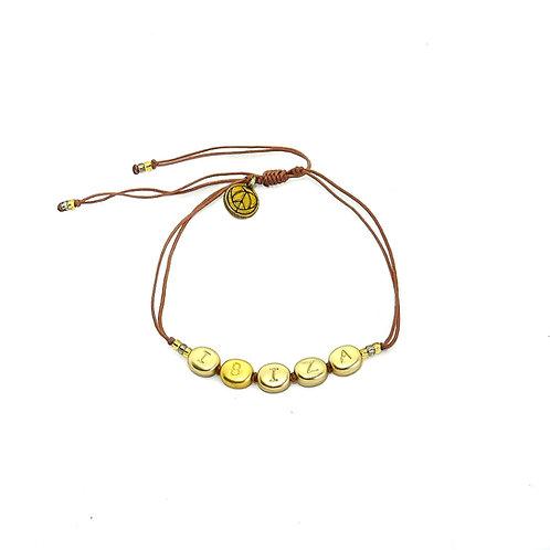Parole Brown Bracelet