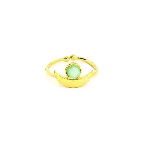 Gold Lunar Ring