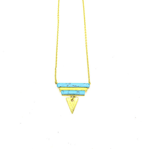 Gold Divinity Necklace