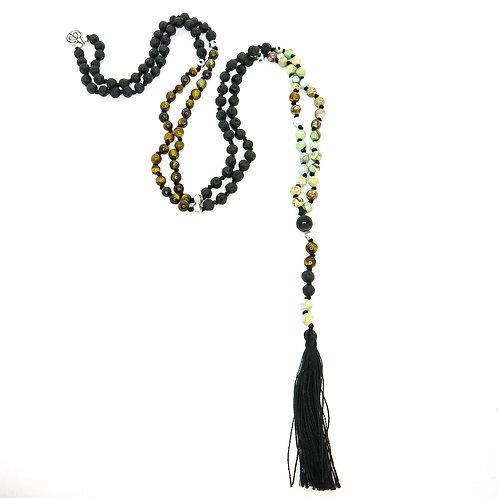 Precious Pompom Necklace