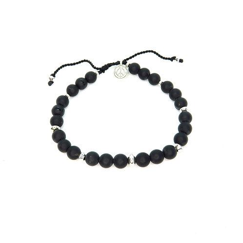 Onyx Believe Bracelet
