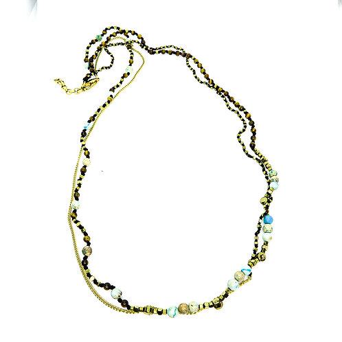 Dreamers Ibiza Boheme Precious Necklace