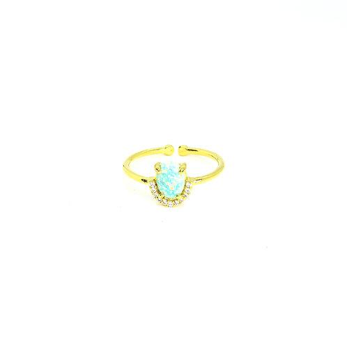 Gold Wish Ring