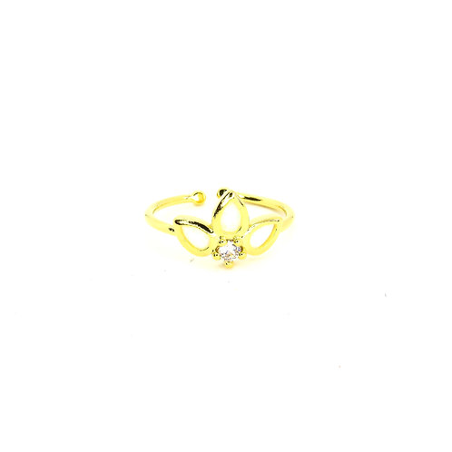 Gold Purity Ring