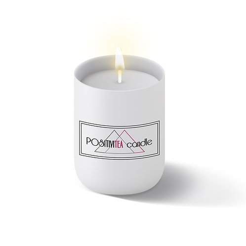 PositiviTEA Candle