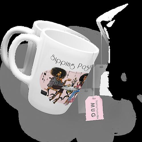 Sisters Sip PositiviTEA Mug