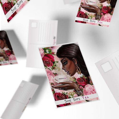 PositiviTEA Post Cards