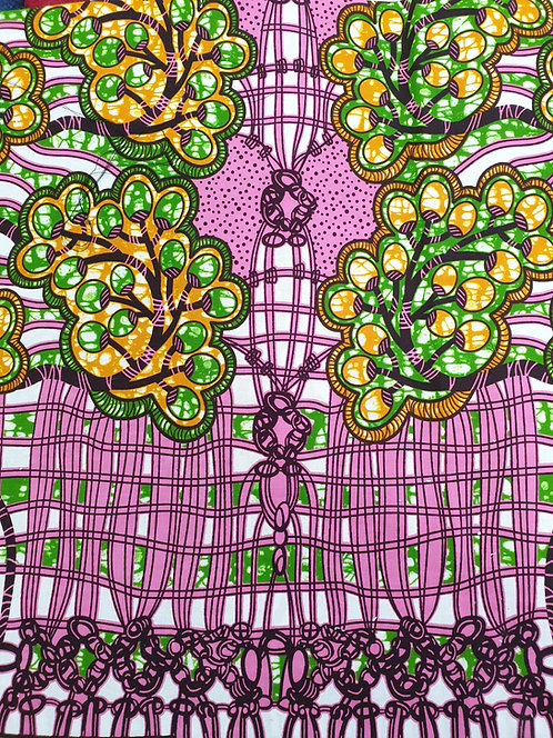 Wax motifs roses