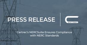 Certrec's NERCSuite Ensures Compliance with NERC Standards