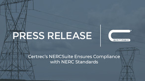 Certrec's NERCSuite Ensures Compliance with NERC Standards