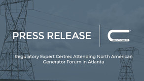 Regulatory Expert Certrec Attending North American Generator Forum in Atlanta