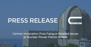 Certrec Innovation Puts Fatigue-Related Issues at Nuclear Power Plants to Rest