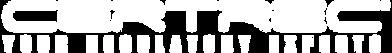 white certrec with tag line - transparen