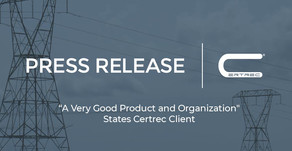 """A Very Good Product and Organization"" States Certrec Client"