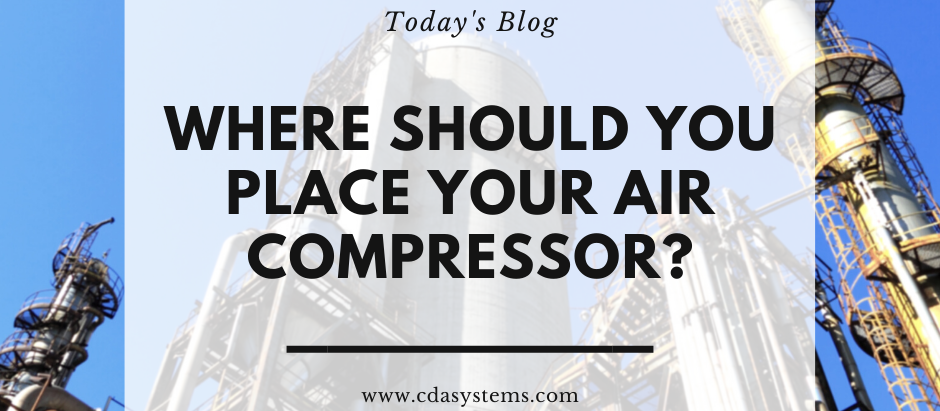 Where Should You Place Your Air Compressor?