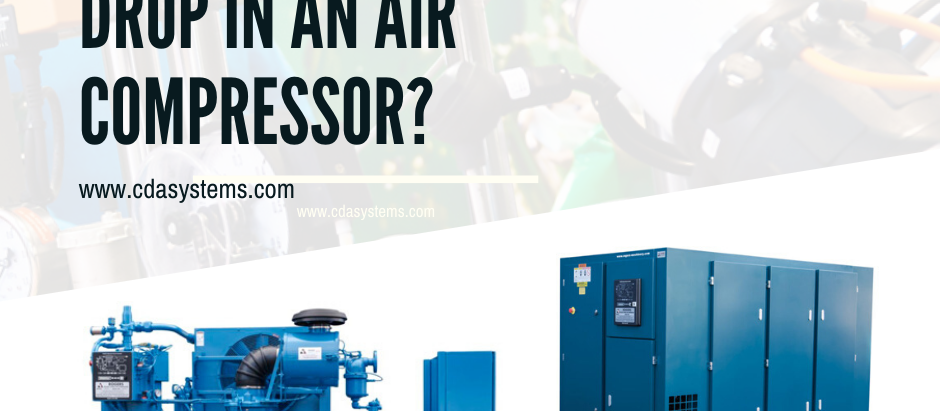 What is Pressure Drop in an Air Compressor?