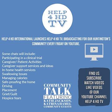 Help 4 HD TV