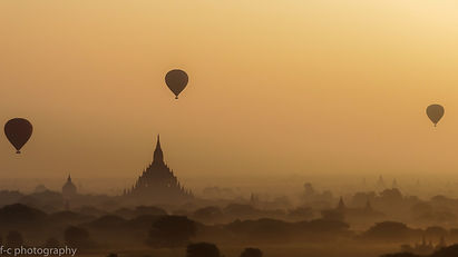 bagan sunrise II