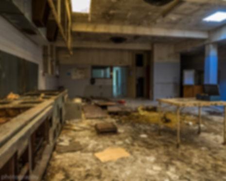 the destoy kitchen II