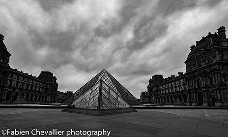 photographie musée du Louvre Paris