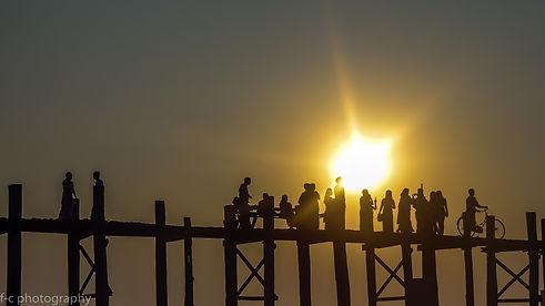 photo pont birmanie myanmar