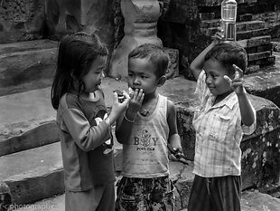 asia portrait children