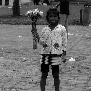portrait cambodge enfant