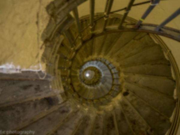 photo d'escalier en spirale à londres