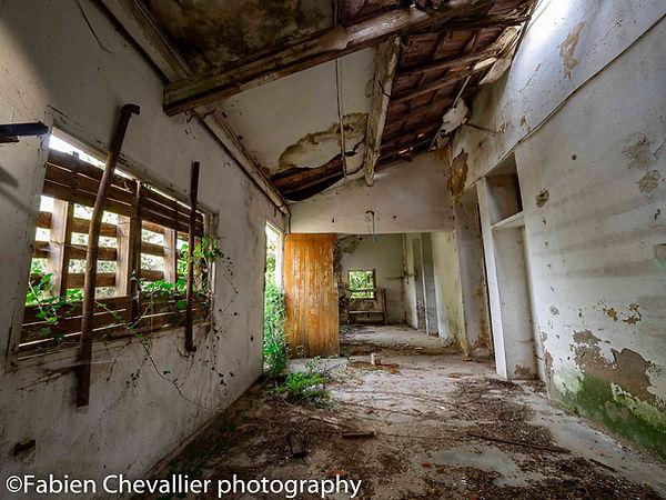 photo urbex lieu abandonnée