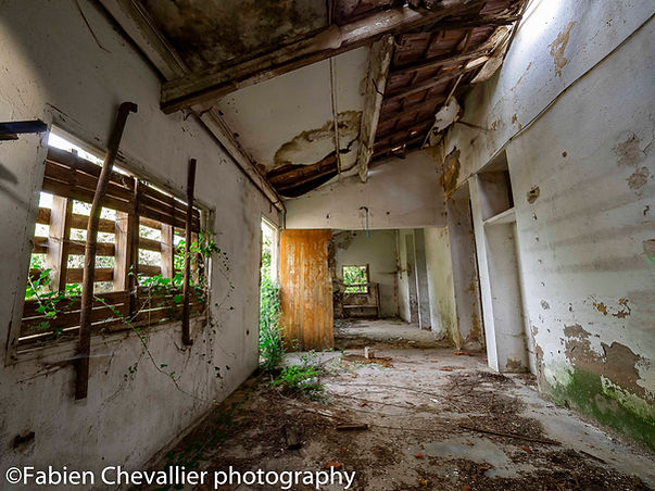 urbex photo nature, picture of lost places