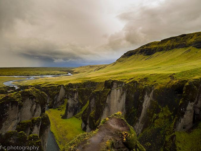 photographie islande watefall, paysage